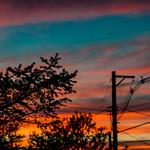 Streetlight Sunset II thumbnail