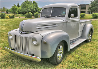 1942 Ford F1 Pickup