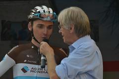 Romain Bardet au Critérium de Marcolès (Michel Seguret Thanks for 14 M views !!!) Tags: michelseguret nikon d800 pro france auvergne cantal marcoles vélo cyclisme criterium cycling