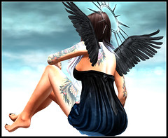 Angels &  Airwaves (Prudence Rexroth) Tags: amd applemaydesigns luckyletterboard groupgift opale opalegroupgift corvus boom absense maitreyalara essences unkindness sl secondlife fabfree fabulouslyfreeinsl