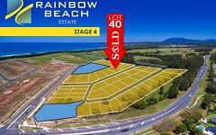 Lot 40 Rainbow Beach Estate, Lake Cathie NSW