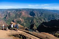 Waimea Canyon, Kauai, Hawaii, US (Manuel ROMARIS) Tags: usa waimeacanyon hawaii waimea kauai unitedstates us
