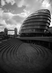 The Scoop (.willwalker) Tags: london architecture bw blackandwhite city landmark monochrome