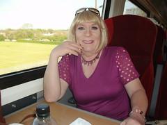 Heading North (rachel cole 121) Tags: tv transvestite transgendered tgirl crossdresser cd