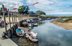 Blakney (leemacey) Tags: blakney boats