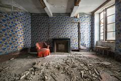 Alzheimer (Alexandre Katuszynski) Tags: urbex urbanexploration ue urbexfrance abandoned abandonné abandonedhouse abandonedfrance decay decayed dust discarded forgotten
