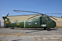 57-1708 Sikorsky CH-34C Choctaw - US Army (eigjb) Tags: pacific coast air museum santa rosa california usa sonoma county airport 2018 aircraft pcam aviation sikorsky h34 choctaw helicopter us army 571708 71708 ch34c wessex s58