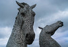 The Kelpies (p.mathias) Tags: kelpies scotland falkirk scottish sculptures horsehead horse head canal forth clyde mythological andyscott sky architecture unitedkingdom sony a5100