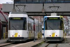 2006-06-19 Oostende Tramways Nr.6015+6042 (beranekp) Tags: belgium oostende tramway tram tramvaj tranvia strassenbahn šalina elektrika električka 6015 6042