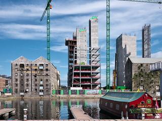 Bolands Quay development