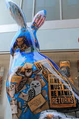 IMG_4770 (.Martin.) Tags: gogohares 2018 norwich city sculpture sculptures trail gogo go hares art norfolk childrens charity break