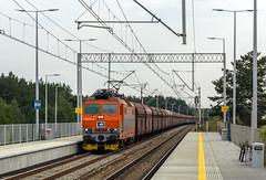 163 030-0 (Łukasz Draheim) Tags: polska poland pociąg pkp kolej cargo landscapes landscape scenery scenerie train transport railway railroad rail bydgoszcz nikon d5200 locomotive logistic
