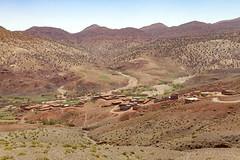 2018-4604 (storvandre) Tags: morocco marocco africa trip storvandre telouet city ruins historic history casbah ksar ounila kasbah tichka pass valley landscape