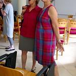 Christina & Catherine burst into song, Ohrid thumbnail
