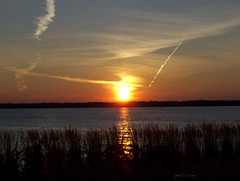 Beautiful Northern Sunset (carolynthepilot) Tags: eriejenchrissysept2018 worldtraveller worldtraveler weather waterscape goldenwings getaway global carolynbistline carolynthepilot carolynsuebistline carolyn bbc bbcsponsored bistline beautiful bucketlist bbcsponsor water holiday highfive honeymoondestination flickrmindset flickrhivemindnet frommer usatoday usa landscape lifestyle luxury love michael mike mustsee clouds sky bluesky blueskies airplane airline air flight travel trip tranquil traveler traveller travelmagazines trekker interesting nationalgeographic nationalgeo nationalgeographicexplorer nbc ironbutterfly natural nature concordians pilot world photoshoot picture coastal coast westcoast vacation romantic metro retro urban