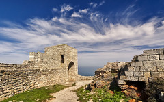 Cape Kaliakra5 (silviu_z) Tags: bay mar mer sea naturephotography kaliakra blacksea sony ilce7rm3 1635oss seascape coast medieval fortress stone sky clouds blue