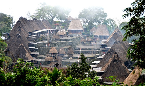 Bena, traditional Ngada village in Flores island, Indonesia (6)