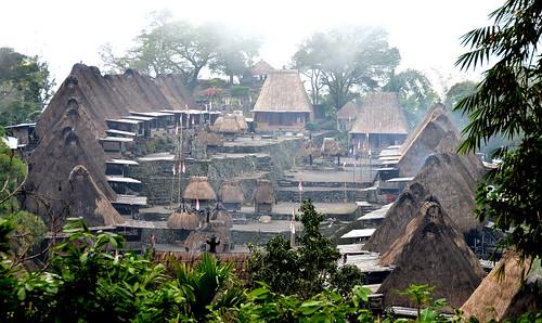 Bena, traditional Ngada village in Flores island, Indonesia (6)