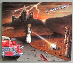 "CARRIE Secrets 12"" LP VINYL (vinylmeister) Tags: vinylrecords albumcoverphotos gramophone lp heavymetal thrashmetal deathmetal blackmetal vinyl schallplatte disque album"