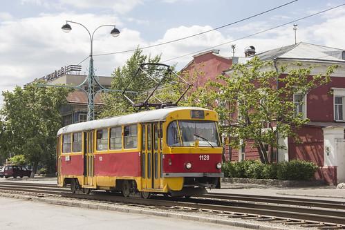 Tatra T3SU 1128