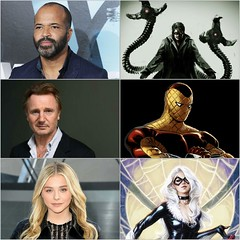 Spider-Man villain fancast #2 (jooshfigs) Tags: 2 docock shocker blackcat spiderman marvel comicbook comic movies movie fancast jooshfigs
