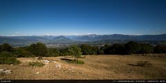 Massif du Mont-Blanc (Ludtz) Tags: ludtz canon canoneos5dmkiii 5dmkiii 14|28 samyang salève montagne montagnes mountain mountains montblanc sunset coucherdesoleil eté summer