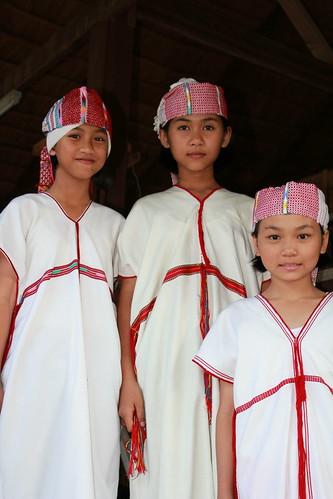 Chiang Rai, Karen children