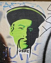 - (txmx 2) Tags: hamburg streetart superfatcat sfc cutout pasteup stencil
