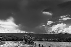 LANGEAC BRIOUDE ARC EN CIEL-28_resize (marcdelfr) Tags: nuages clouds night scenics landscape france auvergne dusk color sky nightphotography cumulonimbus mood rainbow weather