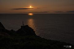 Solpor en Cabo Prior (xulio.barreiro) Tags: ferrol acoruña