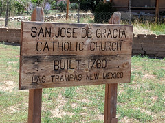 San Jose de la Gracia in Trampas, NM (Riverwest) Tags: highroad taos santafe newmexico
