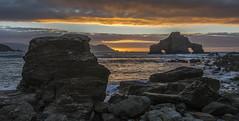 Pena furada (GC - Photography) Tags: mar sea rocas rocks atardecer sunset penafurada ortigueira lacoruña galicia españa spain nikon d500 tokinaaf1116f28 gcphotography paisaje landscape naturaleza nature sky