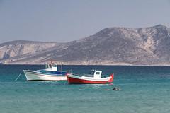 Keros Island, Lesser Cyclades (Adrià Páez) Tags: keros island lesser cyclades islands koufonisia mediterranean sea aegean swimming boats water greece ellada europe canon eos 7d mark ii
