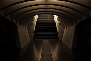 Gare Guillemins Escaliers
