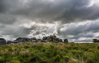 Dartmoor under a moody sky - NK2_5971