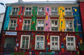 STREET ART PARIS