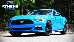 The 29 Steps Needed For Putting Blue Mustang Gt Into Action | blue mustang gt (begeloe) Tags: ford mustang blue gt 2016 2017 2018 50 convertible for sale with white stripes gt350 gt500