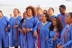 Noce de sable avec Koulèr Gospel Réunion (philippeguillot21) Tags: gospel koulèr salinelesbains reunion france outremer indianocean chorale chanson chant singer pixelistes canon saintpaul