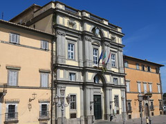 Italy - Lazio - Bracciano - Town hall (JulesFoto) Tags: italy lazio bracciano townhall