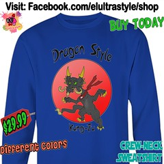Dragon Style Crewneck (El Ultra Style) Tags: dragon fighting kungfu karate martialarts fire charizard dragonball power anime kung kungs kungfupanda shaolinkungfu kungfuyoga kungfutea kungfumaster kungfulife kungfugirl kungfury mma karatekid karatelife animallovers animalcrossing dragons dragontattoo