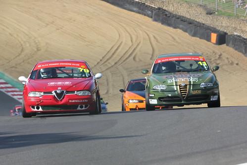 Alfa Romeo Championship - Brands Hatch 2018