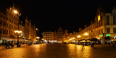 Wroclaw, Rynek (The Cuman) Tags: nikon nikond610 tokina tokinaatx1628f28profx werner poland wroclaw rynek night buildings