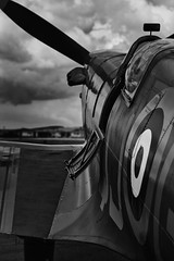 untitled--4 (tsd17) Tags: aircraft bbmf mono perspective propeller