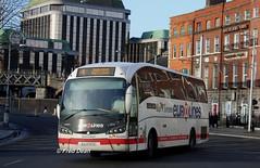 Bus Eireann VG3 (04D59746). (Fred Dean Jnr) Tags: dublin january2007 buseireannroute4 volvo b12b sunsundegui sideral vg3 04d59746 beresfordplacedublin eurolines