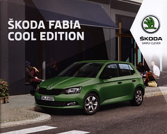Skoda Fabia Cool Edition; 2016_1, car brochure (World Travel Library - collectorism) Tags: škoda skoda skodafabia 2016 green frontcover carbrochurefrontcover car brochures sales literature czechcars auto worldcars world travel library center worldtravellib thecollection automobil papers prospekt catalogue katalog vehicle transport wheels makes models model automobile automotive motor motoring drive wagen photos photo photograph picture image collectible collectors ads fahrzeug cars سيارة 車 automobiles documents dokument broschyr esite catálogo folheto folleto брошюра