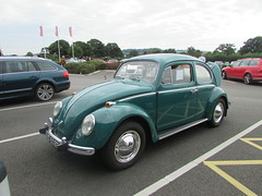 Volkswagen 1200 Beetle BAD806B (Andrew 2.8i) Tags: haynes motor museum breakfast meet sparkford yeovil somerset show classic classics cars car autos type1 german saloon aircooled 1200 vw bug beetle volkswagen