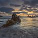 Amanece en Gueirua - Gueirua sunrise