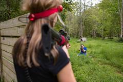 hocking-6628 (FarFlungTravels) Tags: activities fun games gun hockinghills lasertag laurawatiloblake obstacles ohio shoot tourism woods 2018