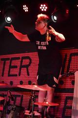 Peter And The Test Tube Babies 07-09-2018 120 (Matt_Rayner) Tags: samgriffinfuller drummer concert live punk talkingheadssouthampton peterandthetesttubebabies