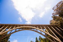 Russian Gulch Bridge (Thomas Hawk) Tags: america california frederickwpanhorstbridge mendocinocounty russiangulchbridge usa unitedstates unitedstatesofamerica bridge fav10 fav25 fav50